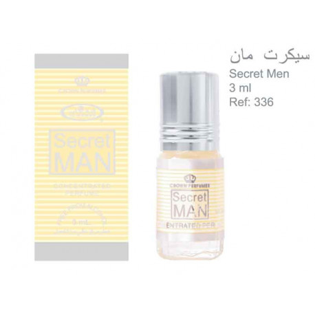 Parfum Rehab Secret Man - 3 mL