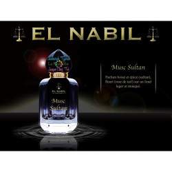Spray El Nabil Sultan- 50 mL