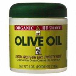 Crème Huile olive cheveux - Olive oil root stimulator