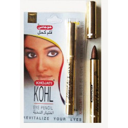 Khol eyeliner crayon couleur Or