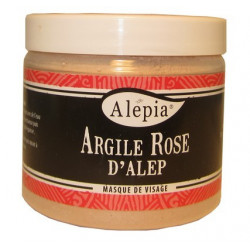 Argile rose d'Alep Alepia - 200 mL