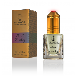 Musc fruity - Parfum Al Nabil fruits rouges - Sans Alcool