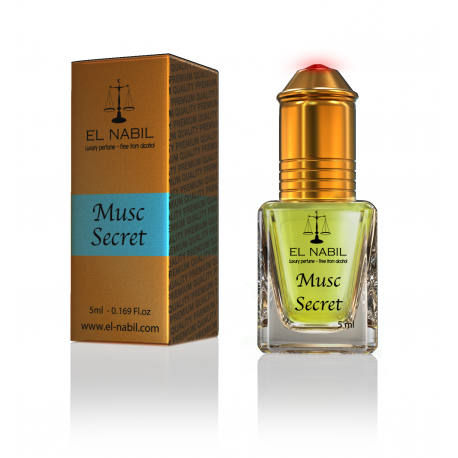 Parfum al Nabil - Musc Secret
