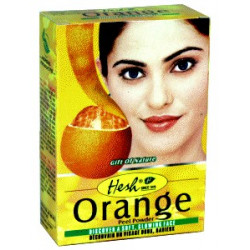Hesh Orange - soin du visage à base d'écorce d'orange