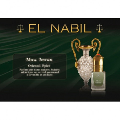 Parfum Musc Secret Al Nabil