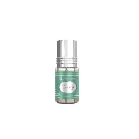 Parfum Musk Lovely - sans alcool - 3mL