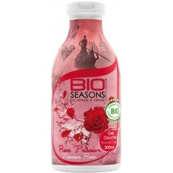 Gel douche Bio Rose Passion - 300 ml