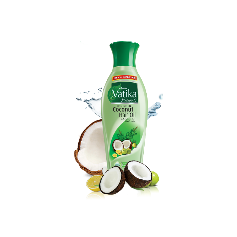 huile de noix de coco pour cheveux dabur vatika 150 ml. Black Bedroom Furniture Sets. Home Design Ideas