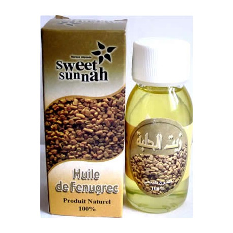 Huile de Fenugrec (Fenugreek oil - Alba) - 60 mL
