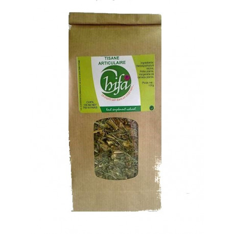 Tisane articulation naturel à base de plantes (sensations de jambes lourdes)