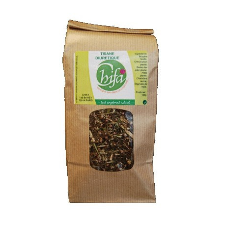 Tisane Dépurative pour digestion naturel à base de plantes